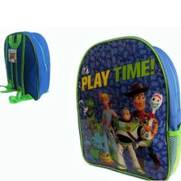 Backpack Toy Story with mesh side pock