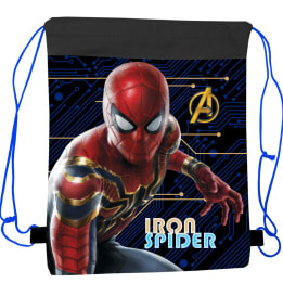 Pull String Shoe Bag Iron Spider
