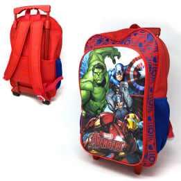 Deluxe 41cm Trolley Backpack Avengers