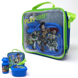 3pce Lunch Bag Sets Toy Story