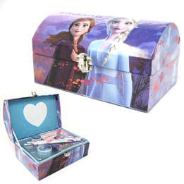 Frozen Stationery set with mirror chest