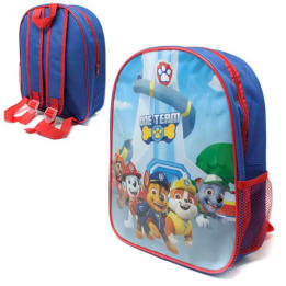 Backpack Paw Patrol With Side Mesh Pocket