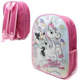 Backpack Minnie With Side Mesh Pocket