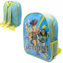 Backpack Toy Story with mesh side pocket
