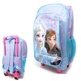 Deluxe 41cm New Foldable Trolley Backpack Frozen