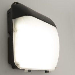 Siena 30W 4000K LED Emergency Wall Pack