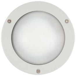 Coruna I Silver 2.9W White LED Surface Fitting