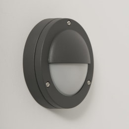 Coruna II Anthracite 2.9WWhite LED Eyelid Surface Fitting