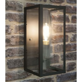 Terrario E27 Glass Wall Lantern