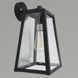 Terrario E27 Downward Glass Lantern