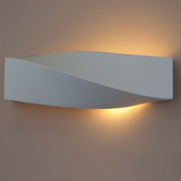 Giovani Ceramic 18/26W PL Wall Light