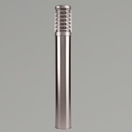 Titano 1000mm E27 Bollard Stainless Steel