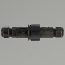 IP68 Watertight Clamp Single Connection Device 3 Pole