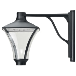 Morphis I 24W 5000K LED Downward Wall Lantern Anthracite