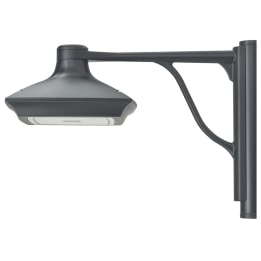 Morphis II 24W 5000K LED Downward Wall Lantern Anthracite