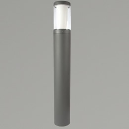 Titano 10W 3000K 1000mm LED Bollard Anthracite