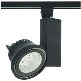 Escala II 15W AR111 LED Track Fitting with 60° 4000K Lamp Black