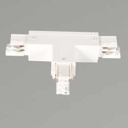 Escala 3 Circuit T Connector (R) White
