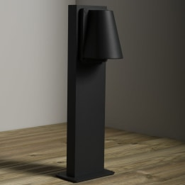 Boss GU10 500mm Bollard Light Anthracite