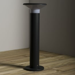 Rocky 7.5W LED 500mm Bollard Light Anthracite