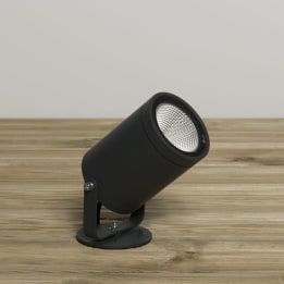 Moby 9W LED IP66 Spotlight Anthracite