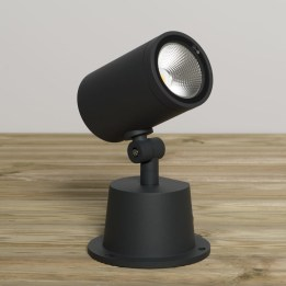 Moby 26W LED IP66 Spotlight Anthracite