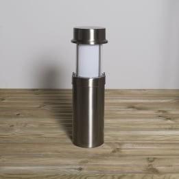 Talara 500mm E27 Bollard Stainless Steel