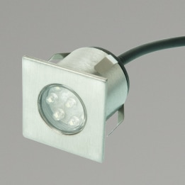 Montoro Square Warm White Recessed Light