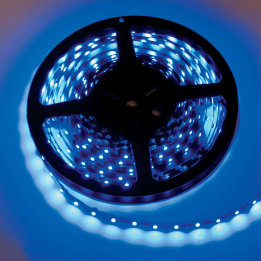 Novara 5m IP20 Blue LED Strip