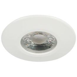 Fire Rated 8W 4000K LED Dimmable Downlight White