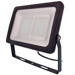 Siena 50W 6000K LED Floodlight Black