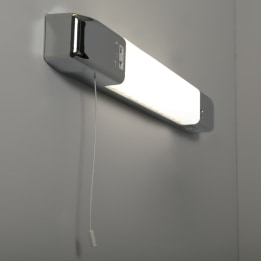 Estela 8W 4000K LED Shaverlight Chrome