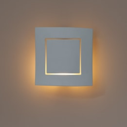 Noceto Ceramic 18W PL Wall Light