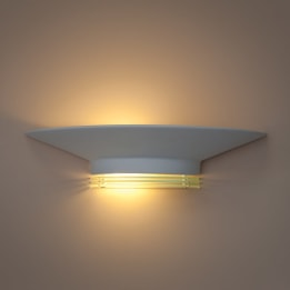 Fabriano Ceramic 18W or 26W PL Wall Light