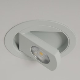Starlet Wall Wash 8.5W 4000K LED recessed Downlight
