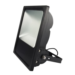 Siena 200W 6000K LED Floodlight Black