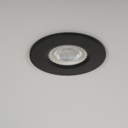 Qr Pro WiZ GU10 2700K LED Downlight Black