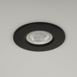 Qr Pro WiZ GU10 4000K LED Downlight Black