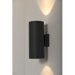 Cody 2 x 24W LED Up and Down Wall Light