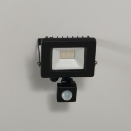 Siena CCT 10W LED Floodlight with PIR