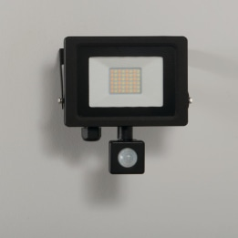 Siena CCT 20W LED Floodlight with PIR