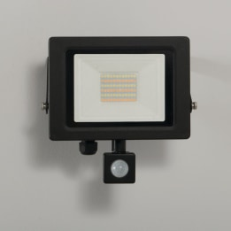 Siena CCT 30W LED Floodlight with PIR
