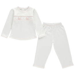 Smocked Pyjamas - Prams