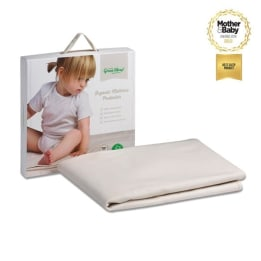 Little Green Sheep Cot Mattress Protector