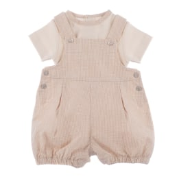 Natura Pura Dungaree Set