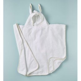 Rabbit Eared Towel- Cream