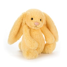 Bashful Yellow Bunny
