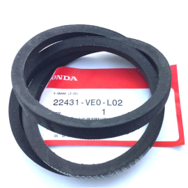 Honda Drive V Belt, Part Number: 22431-VE0-L02