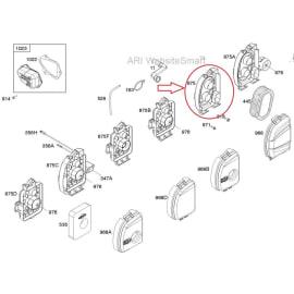 briggs engine diagram 450e 500e 550e 575ex series model 08p5  09p6  09p7 briggs and stratton engine diagram 450e 500e 550e 575ex series model