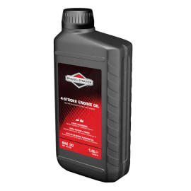 Briggs and Stratton Engine Oil Sae 30, 1.0L